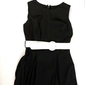 BCX Black Dress With Pockets